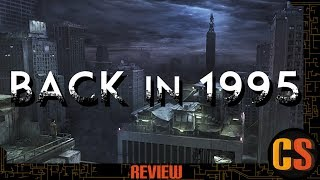 BACK IN 1995 - PS4 REVIEW (Video Game Video Review)