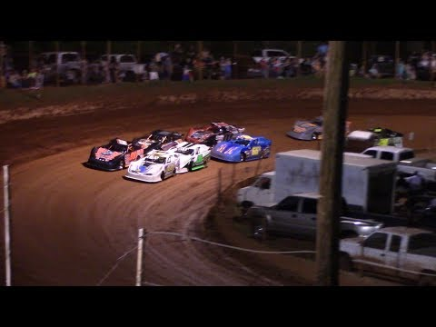 Winder Barrow Speedway Sharp Mini Late Models Race 4/13/19