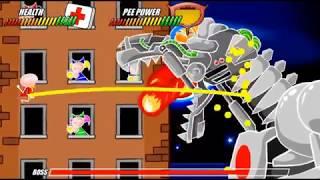 Pee Man - The Game
