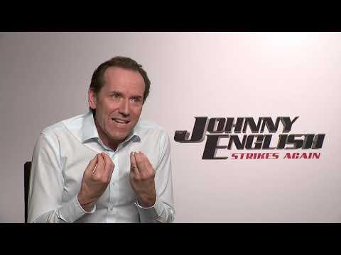 Ben Miller JOHNNY ENGLISH 3