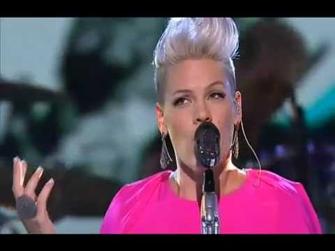 Pink (P!nk) X Factor (Try)