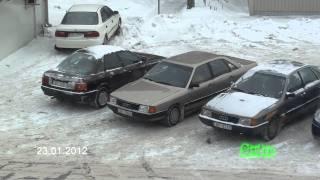 Резекне , парковка дамы