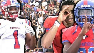 Video 🔥🔥 Texas v Louisiana | Duncanville (TX) vs Evangel (LA) | Texas HSFB | UTR Highlight Mix 2018 download MP3, 3GP, MP4, WEBM, AVI, FLV September 2018