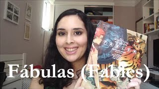 Fábulas (Fables), Vols. 1 e 2  | Resenha | Lido em março II