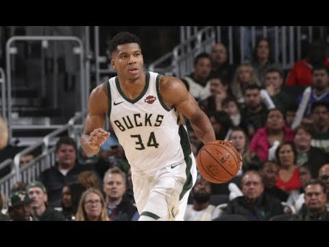 Giannis Antetokounmpo Records Triple-Double vs Philly | 10.24.18