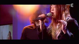 """Royaume, de la compile """"super beau"""", en Live - C à vous - 26/02/2016"""