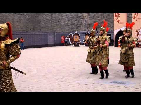 Palace Guard Show from Xi-an, China