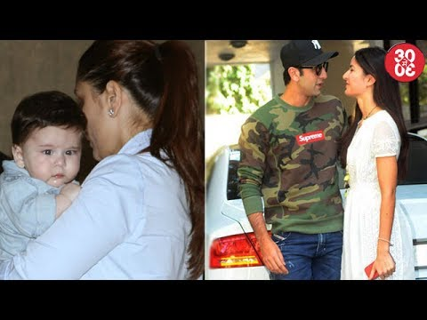Kareena Kapoor On Baby Taimur's Exposure | Ranbir Keeps Katrina Updated On What?