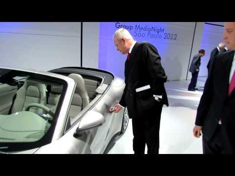Martin Winterkorn y el test del Volkswagen Gol Trend