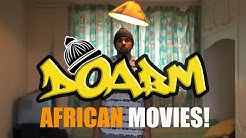 DOABM 41- AFRICAN MOVIES!!!
