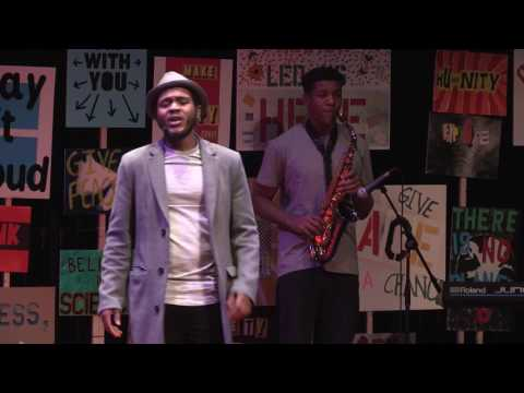 Motown reimagined | The Hackney Artist Development Programme | TEDxEastEnd
