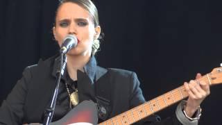 Anna Calvi - First We Kiss - End Of The Road Festival 2012