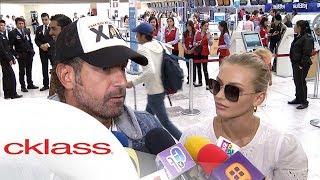 ¡QUIERE CONOCER A LOS SUEGROS! Gabriel Soto podría ir pronto a Rusia con Irina Baeva. | Ventaneando