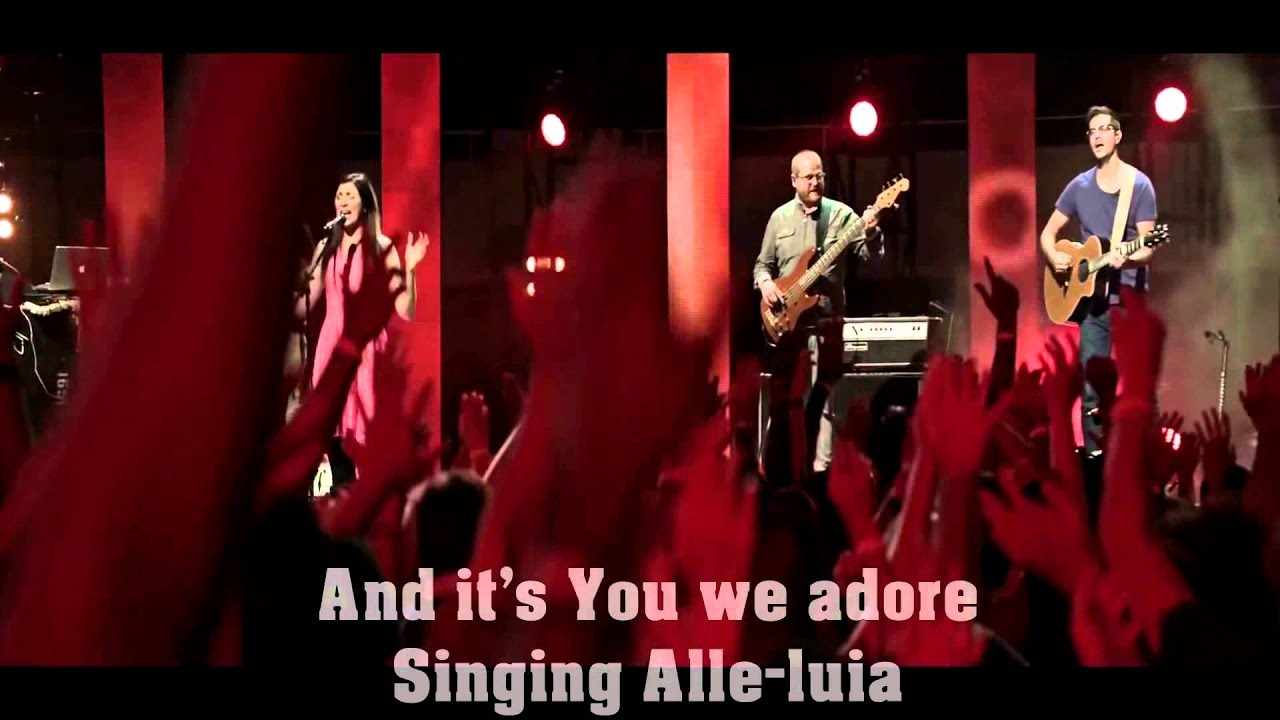 Alive In You - Jesus Culture Lyrics and Chords | Worship ...