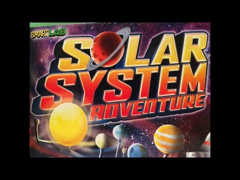 SOLAR SYSTEM ADVENTURE with PLAY-DOH