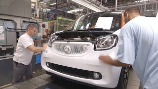 Smart fortwo production, Hambach 2014