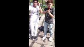 PATOS AL AGUA - HEEE CHUCHA - (Fredy - KëëN - NikA)