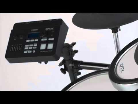 Yamaha dtx700 download kit elec dub 700 kit youtube for Yamaha dtx 700