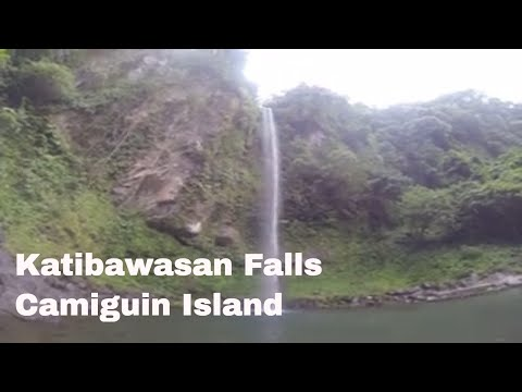 Katibawasan Falls Camiguin Island