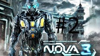 Прохождение N.O.V.A. 3 #2- Цена власти