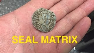 XP DEUS Metal Detecting SEAL MATRIX & Silver Love Token
