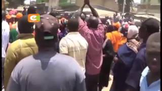 Chaos as Governor Ali Joho's rally disrupted by rowdy Lamu youth