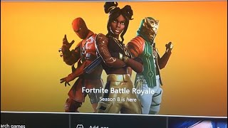 Fortnite season 8 battle pass skins leaked early!!