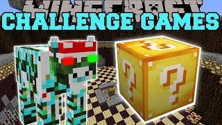 minecraft xmas cow challenge games lucky block mod modded mini game