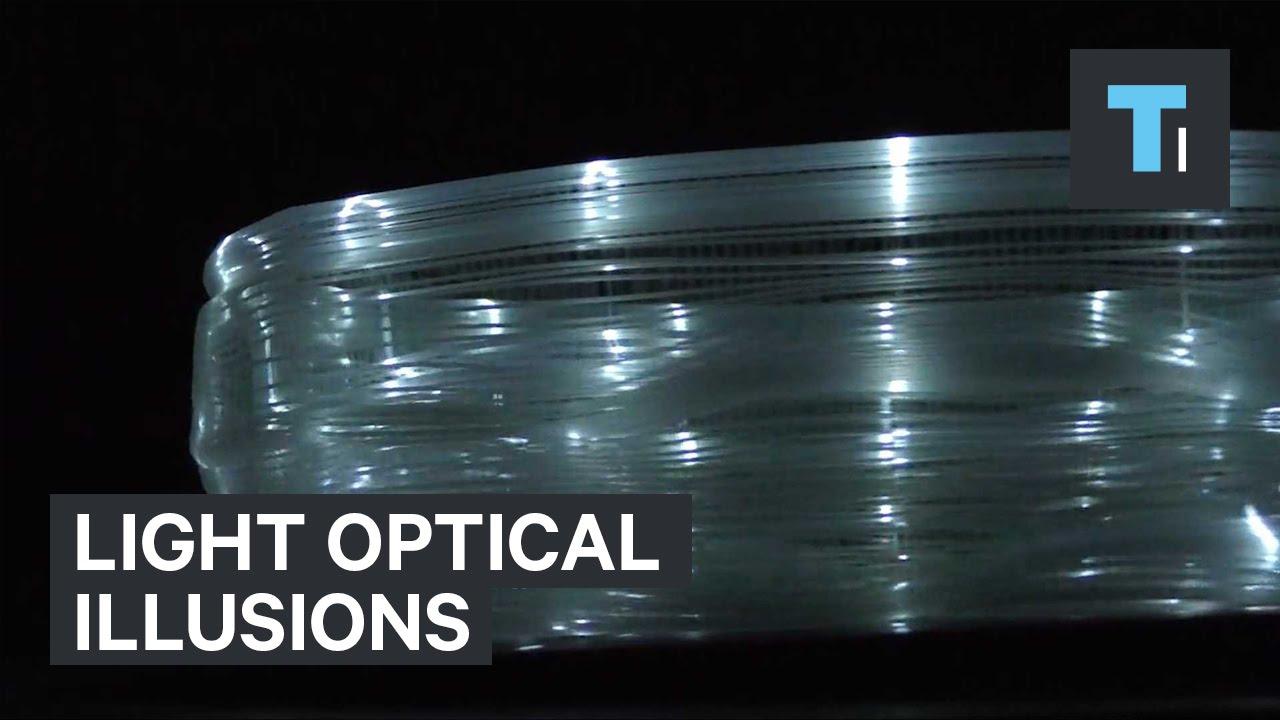Light Optical Illusions You