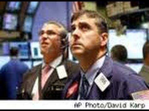 Stock Market Sell Off 2010 Index Selling Pressure Increasing Stock Chart Technical Analysis