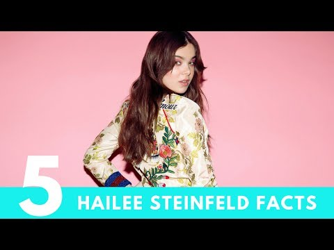 5 Facts About Hailee Steinfeld That May Surprise You