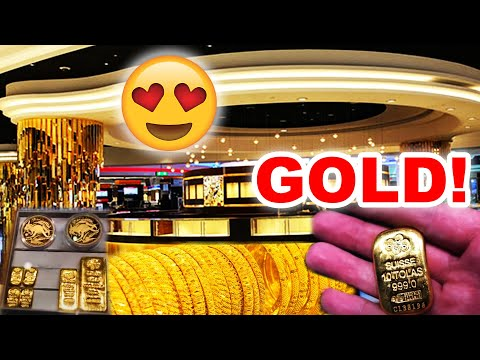 Buying Gold in the Dubai Airport!!😱😱