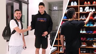 Spent a day with DEVIN BOOKER! *Full Home Tour*