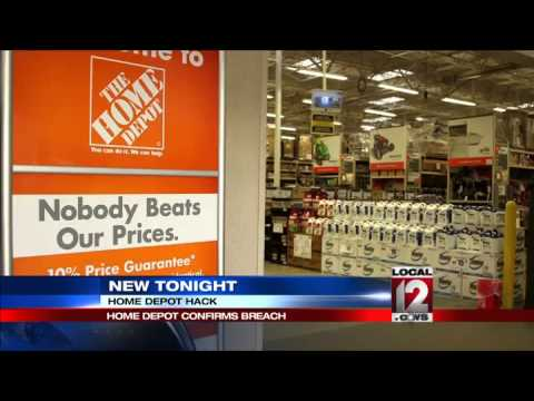 Home Depot confirms breach in US, Canada sto
