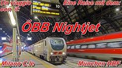 ÖBB Nightjet Milano C.le - München HBF - 2019