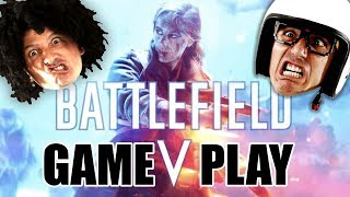 """Battlefield V com Café """"Gostô"""" - Gameplay PS4  Pro"""