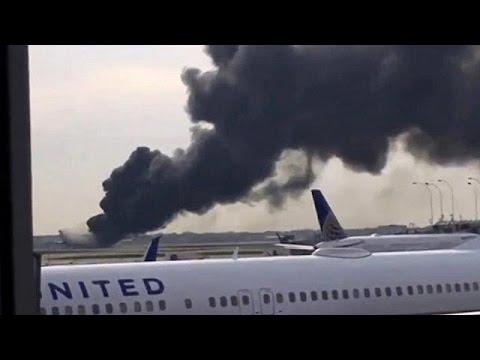 Deux avions prennent feu à Chicago et en Floride - world
