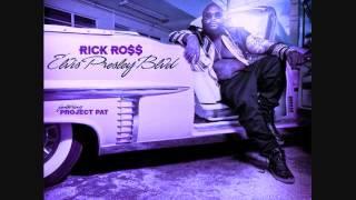 Rick Ross - Elvis Presley BLVD (Feat. Project Pat) (Slowed & Chopped)