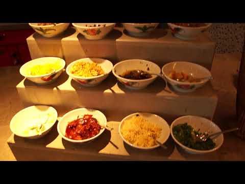 Breakfast Buffet at Pan Pacific Hotel, Yangon, Myanmar