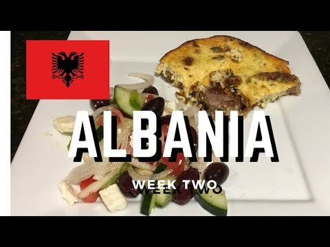 Second Spin, Country 2: Albania [International Food]