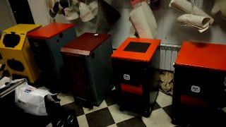 видео Пеллетный котел и твердотопливный котел: какой из них лучше