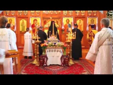 Bishop Venedykt Ukrainian Greek Catholic Church