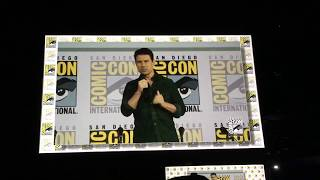 Conan brings out Tom Cruise to Show Top Gun 2 Trailer at Comic-Con!