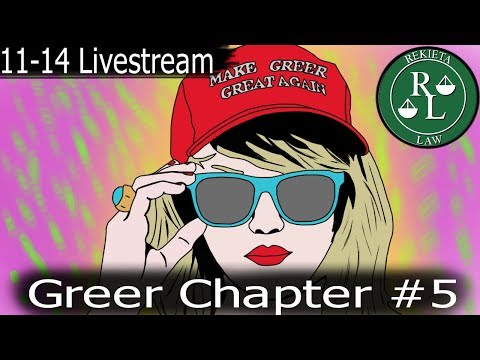 Rekieta Law - Chapter Five - Why I Sued Taylor Swift - with Sriracha
