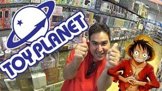 Toy Planet - a loja de brinquedos usados