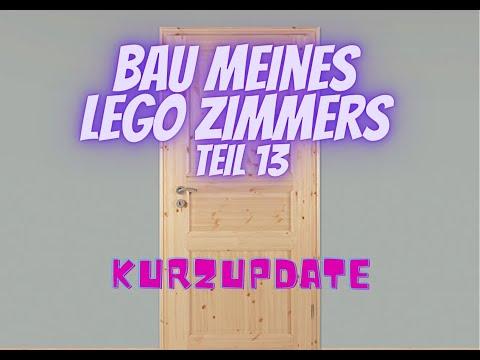 Bau meines LEGO Zimmers Teil 13