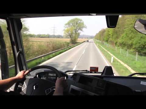 Optifuel Challenge 2014 - Renault Trucks Österreich