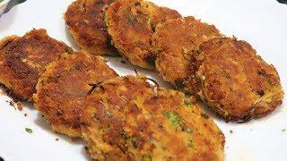 Chicken Shami Kabab   Eid Special Recipe   By Yasmin Huma Khan