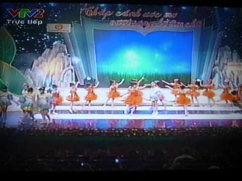 """Trung Tâm Văn Hóa Quận Ba Đình : """"Chắp cánh ước mơ"""". Lớp hát 2 - âu cơ 26/4/2012"""
