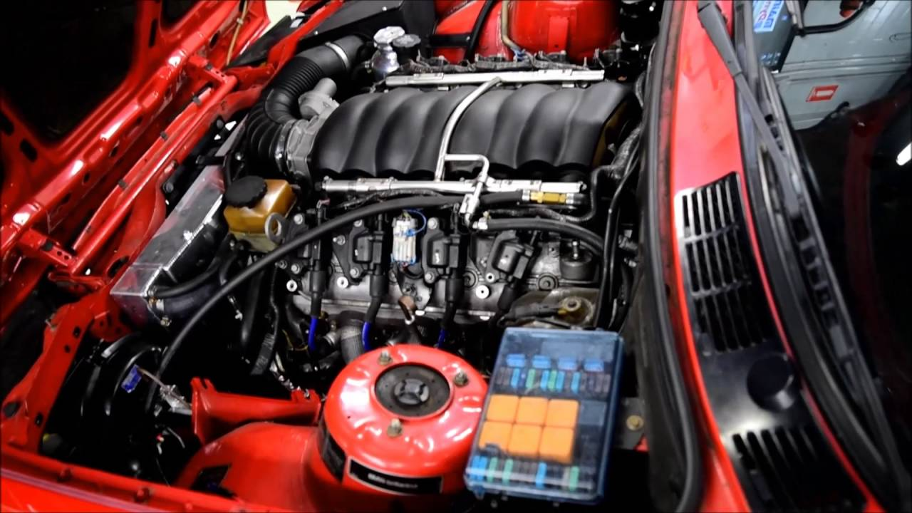 LS3 Swapped BMW E30 Sleeper